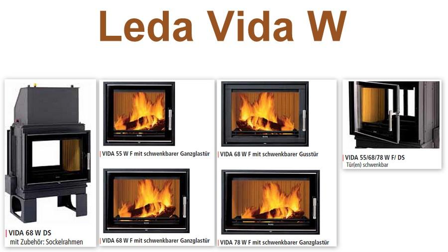 leda vida 55 w zum tagespreis mit service ofen taxi. Black Bedroom Furniture Sets. Home Design Ideas
