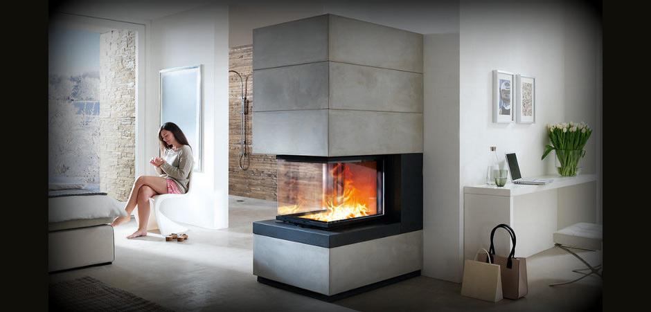 Kamin & Ofen Shop Hopp - Brunner Camina Spartherm Schmid Kaminofen Modernes Design