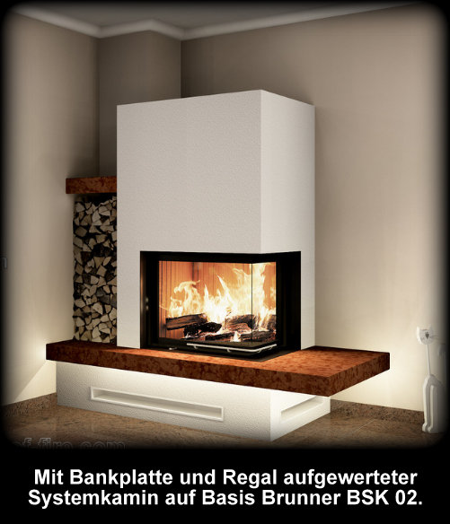 weiterf hrende infos brunner camina systemkamine. Black Bedroom Furniture Sets. Home Design Ideas
